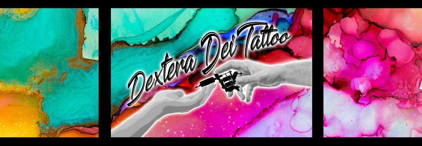 Dextera Dei Tattoo